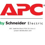Switched Rack PDU 2G Zero U - Power distribution unit (rack-mountable) - AC 120 V - Ethernet, RS-232 - input: NEMA L5-20 - output connectors: 24 - 0U - black - for P/N: AR3100