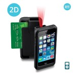 Linea Pro 5 iPod Touch 5th & 6th Gen 2D Barcode Scanner