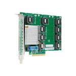 SAS Expander Card - Storage controller upgrade card - 26 Channel - SATA 6Gb/s / SAS 12Gb/s - 12 GBps - PCIe - for ProLiant DL360 Gen9, DL380 Gen9