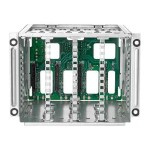 "Storage drive cage - 2.5"" - for ProLiant ML350 Gen9, ML350 Gen9 Base, ML350 Gen9 Entry, ML350 Gen9 Performance (2.5"")"
