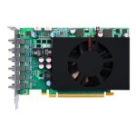 Matrox C680 - C-Series - graphics card - 2 GB GDDR5 - PCIe 3.0 x16 - 6 x Mini DisplayPort C680-E2GBF
