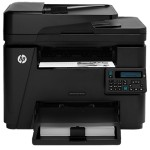 LaserJet Pro MFP M225dn - Multifunction printer - B/W - laser - Legal (8.5 in x 14 in) (original) - Legal (media) - up to 26 ppm (copying) - up to 26 ppm (printing) - 250 sheets - 33.6 Kbps - USB 2.0, LAN