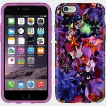 Speck Products CandyShell Inked iPhone 6 Case - Lush Floral/Beaming Orchid SPK-A3119
