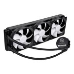ThermalTake Water 3.0 Ultimate - Liquid cooling system - ( LGA1156 Socket, Socket AM2, Socket AM2+, LGA1366 Socket, Socket AM3, LGA1155 Socket, Socket AM3+, LGA2011 Socket, Socket FM1, Socket FM2, LGA1150 Socket ) - aluminum with copper base - 120 mm CL-W007-PL12BL-A