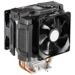 Hyper D92 - Processor cooler - (for: LGA775, LGA1156, AM2, AM2+, LGA1366, AM3, LGA1155, AM3+, LGA2011, FM1, FM2, LGA1150, FM2+, LGA2011-3) - aluminum and copper - 92 mm