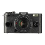 Pentax Q-S1 - Digital camera - mirrorless - 12.4 MP - 1080p - 3x optical zoom 5-15mm lens - black