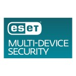 ESET Multi-Device Security Home Office - Subscription license ( 1 year ) - 5 seats - Win, Mac, Android EMDSHO-N1-5