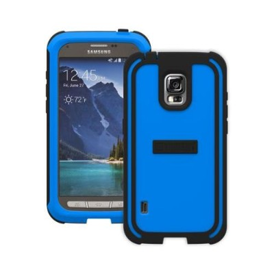 Trident CaseCyclops Case for Samsung Galaxy S 5 Active - Blue(CY-SSGS5A-BL000)