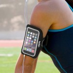Sport-Fit Plus Armband for iPhone 6 - Blacktop/Overcast