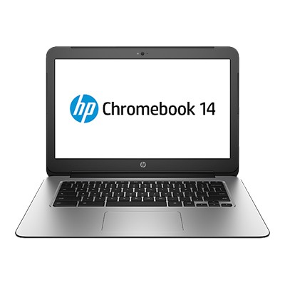 HP Chromebook 14 G3 NVIDIA Tegra K1 CD570M Quad-Core 2.10GHz - 4GB RAM, 16GB SSD, 14
