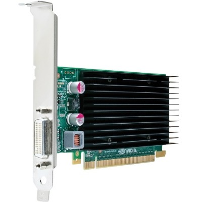 HP Smart Buy NVIDIA NVS 300 PCIe x16 512MB Graphics Card (Open Box Product, Limited Availability, No Back Orders) (BV456AT-OB)
