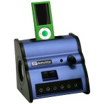 Digital iPod Audio Listening Center