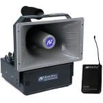 Wireless Powered Hailer Speaker Kit