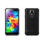Survivor Core Case Cover For Samsung Galaxy S5 - Black/Clear