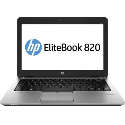 HP Smart Buy EliteBook 820 G1 Intel Core i5-4210U Dual-Core 1.70GHz Notebook PC - 4GB RAM, 180GB SSD, 12.5