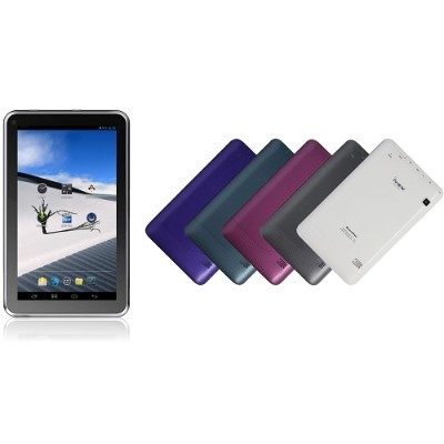 iView774TPC Dual Core Cortex A7 1.20GHz Tablet PC - 1GB RAM, 8GB Flash, 7