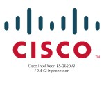 Cisco Intel Xeon E5-2620V3 - 2.4 GHz - 6-core - 12 threads - 15 MB cache - for UCS C220 M4, Smart Play 8 C220 UCS-CPU-E52620D=