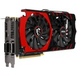 MSI NVIDIA GeForce GTX 970 Gaming 4G GDDR5 PCIe Graphics Card GTX 970 GAMING 4G