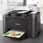 MAXIFY MB5020 Wireless Inkjet Printer with AirPrint