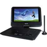 "9"" Portable DVD/TV Combo Player"