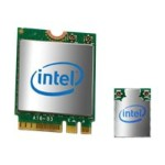 Intel Dual Band Wireless-AC 7265 - Network adapter - M.2 Card - 802.11b, 802.11a, 802.11g, 802.11n, 802.11ac, Bluetooth 4.0 LE 7265.NGWG.W