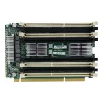 Memory board - DRAM : DIMM 240-pin - 0 MB - for HPE ProLiant DL580 G7, DL580 G7 Base, DL580 G7 High Performance, DL980 G7