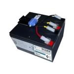 RBC48-SLA48-ER - UPS battery lead acid - for P/N: DLA750, DLA750I, SMT750, SMT750I, SMT750TW, SMT750US, SUA750, SUA750I, SUA750IX38