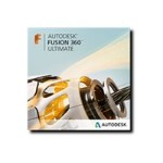 Autodesk Fusion 360 Ultimate Commercial New SLM Quarterly Cloud Service Subscription Renewal with Advanced/Phone Support 994G1-007769-T578-VC