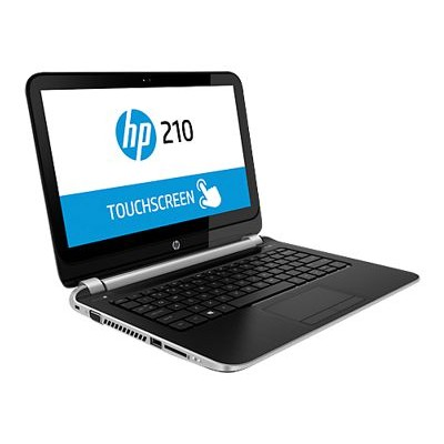 HP Smart Buy 210 G1 Intel Core i3-4010U Dual-Core 1.70GHz Notebook PC - 4GB RAM, 320GB HDD, 11.6