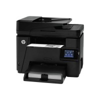 HP Inc. LaserJet Pro MFP M225dw - Multifunction printer - B/W - laser - Legal (8.5 in x 14 in) (original) - Legal (media) - up to 26 ppm (copying) - up to 26 ppm (printing) - 250 sheets - 33.6 Kbps - USB 2.0, LAN, Wi-Fi(n) CF485A#BGJ