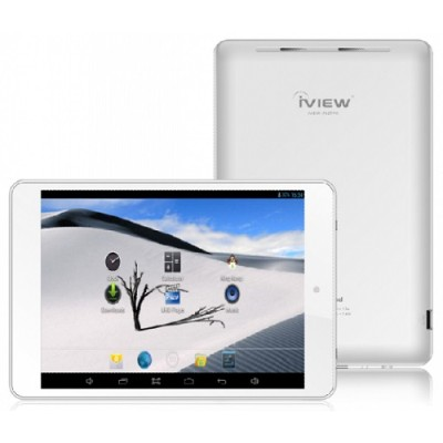 iView 782TPC Dual Core Cortex A7 1.50GHz Tablet PC - 512MB RAM, 8GB Flash, 7.85