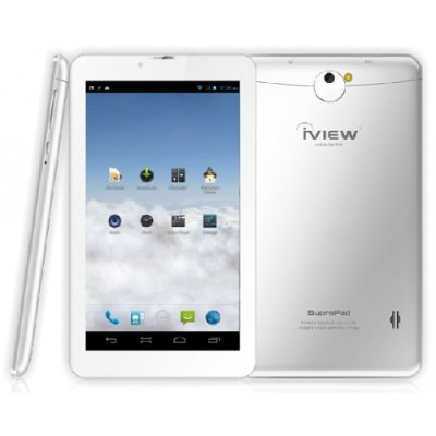 iView 794TPC Dual Core Cortex A7 1.20GHz Phablet - 512MB RAM, 4GB Flash, 7