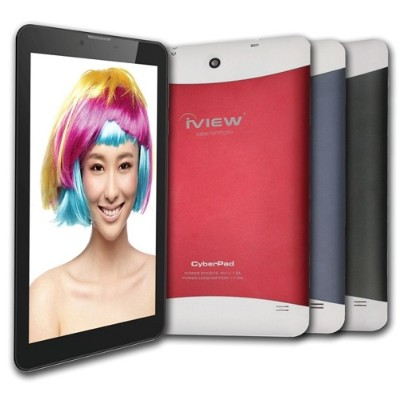 iView 797TPC Dual Core Cortex A7 1.20GHz Phone Tablet - 1GB RAM, 8GB Flash, 7