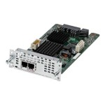 Fourth-Generation Network Interface Module - Voice / fax module - analog ports: 2 - for ISR 4331, 4351
