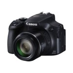Canon PowerShot SX60 HS - Digital camera - compact - 16.1 MP - 65x optical zoom - Wi-Fi, NFC 9543B001