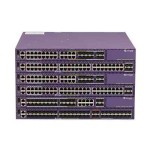 Summit X460-G2 Series X460-G2-48p-GE4 - Switch - managed - 48 x 10/100/1000 (PoE+) + 4 x SFP - rack-mountable - PoE+