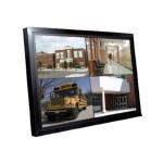 "EN1080P32B - 3D LED monitor - 32"" - 1920 x 1080 Full HD - 300 cd/m² - 5000:1 - 8 ms - HDMI, DVI, VGA - speakers"