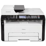 SP 213SFNw Black and White Laser Multifunction Printer