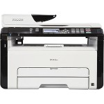 SP 213SNw Black and White Laser Multifunction Printer