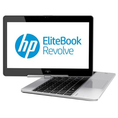HP EliteBook Revolve 810 G2 Intel Core i5-4300U Dual-Core 1.90GHz Tablet - 8GB RAM, 256GB SSD, 11.6