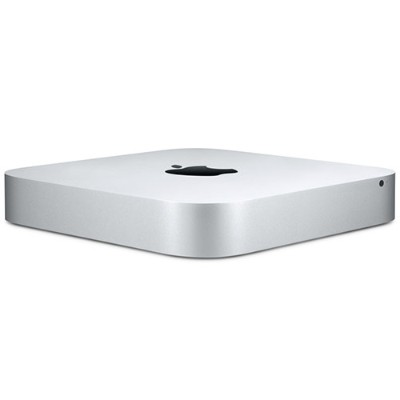 Apple Mac mini dual-core Intel Core i5 1.4GHz (Turbo Boost up to 2.7GHz), 4GB RAM, 500GB Hard Drive, Intel HD Graphics 5000, Mac OS X ...