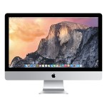 "Apple 27"" iMac with Retina 5K display, Quad-Core Intel Core i7, 4.0GHz (4th generation Haswell processor), 16GB RAM, 1TB Fusion Drive, AMD Radeon R9 M295X with 4GB of GDDR5 memory, Two Thunderbolt 2 ports, 802.11ac Wi-Fi, Apple Wireless Keyboard, Magic Mouse Z0QX-5K40161F0X4WLMM"