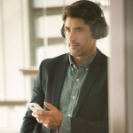 Plantronics BackBeat PRO Wireless, Active Noise Canceling Headphones with Mic - 24 Hours of Rich Life-Like Audio 200590-01