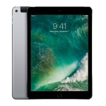 Apple iPad Air 2 Wi-Fi+Cellular 128GB - Space Gray with Engraving MH312LL/A
