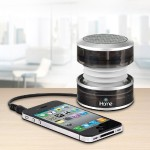 Rechargeable Mini Speaker - Gray