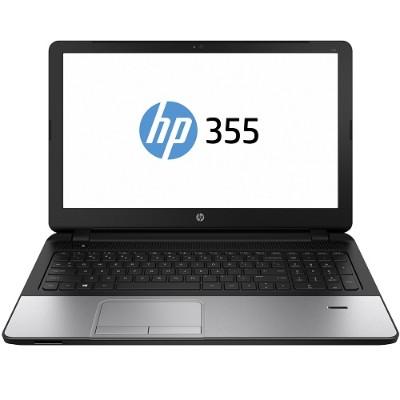 HPSmart Buy 355 G2 AMD Dual-Core E1-6010 APU 1.35GHz Notebook PC - 4GB RAM, 500GB HDD, 15.6
