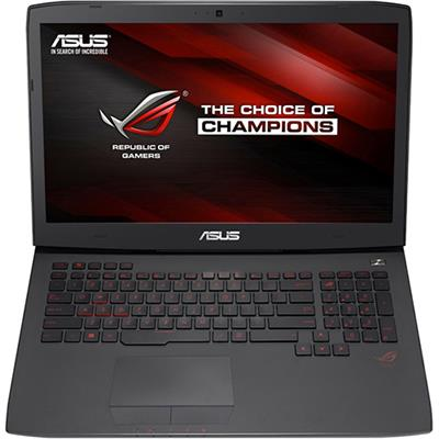 ASUS ROG G751JY Intel Core i7-4710HQ Quad-Core 2.5GHz Gaming Laptop - 24GB RAM, 1TB HDD + 256GB SSD, 17.3