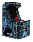 dreamGEAR MY ARCADE RETRO MACHINE SYSTEM with 200 Games - Palm Sized DGUN-2577