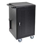 30 Tablet/Chromebook Computer Charging Cart