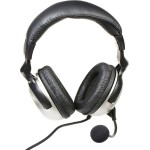 Avid CD858MF GMNG ON-EAR HEADSET W/MIC CD-858MF